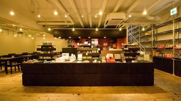 【心心眼】表參道上的文具 X 咖啡特色店