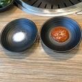 熟成サムギョプサルセット - 実際訪問したユーザーが直接撮影して投稿した大久保韓国料理ヨプの王豚塩焼 熟成肉専門店 新大久保本店の写真のメニュー情報