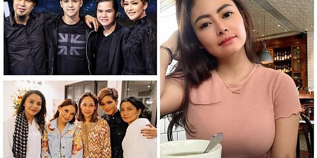 Instagram Maia Estianty, Instagram Dul Jaelani, Instagram Vitalia Sesha
