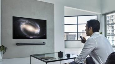 LG 電視 ThinQ AI 再升級,可分析電視周圍的環境提供更好的畫面、聲音