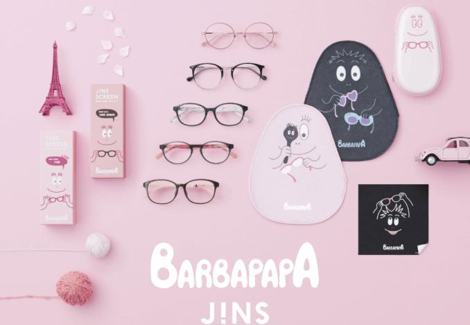 沒有近視也好想擁有!「JINS X 泡泡先生」的超可愛聯名讓帶眼鏡好有樂趣