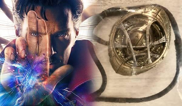 Eye of Agamotto ปลอดภัย!! ผู้กำกับ Doctor Strange คว้าไว้ได้ตอนหนีจากไฟป่าวูลซีย์