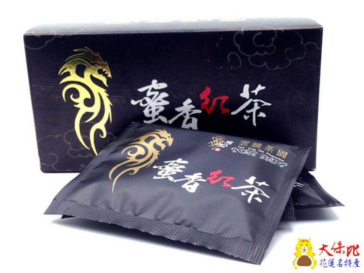 花蓮名產 - 舞鶴蜜香紅茶 (6盒1箱)   大保比   臺灣好茶   花蓮名產   茶   五鶴紅茶   伴手禮   名產  