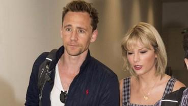 「復仇者聯盟」結成?!Calvin Harris 秘密相約 Tom Hiddleston 外出!