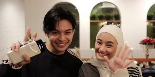 Dinda Hauw dan Rey Mbayang. ©2020 Merdeka.com