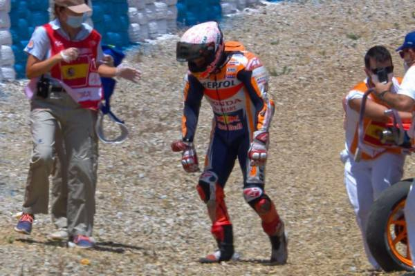 Marc Marquez dalam Bayang-bayang Traumatis Sirkuit Jerez