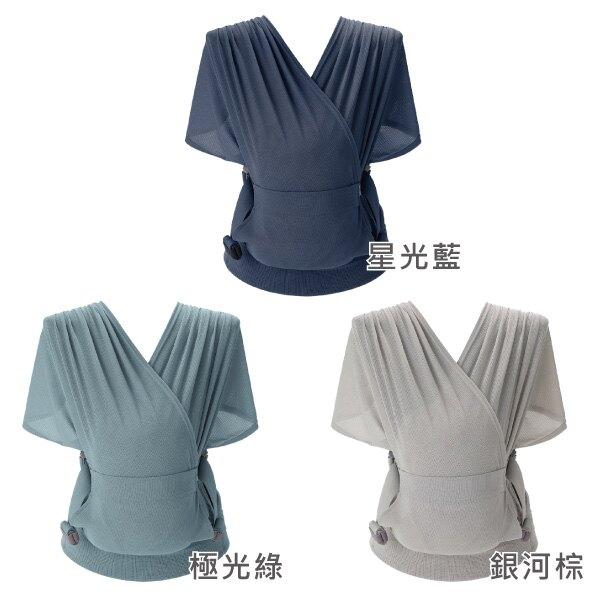 【加贈拋棄圍兜+筆記本】韓國 Pognae Step One Air 抗UV包覆式新生兒揹巾(6色可選) 好窩生活節