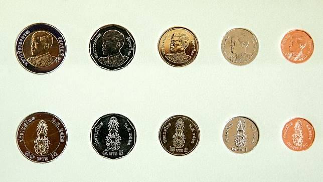 กรมธนารักษ์ เปิดตัวเหรียญกษาปณ์แบบใหม่ ร.10 เริ่มใช้ 6 เม.ย.นี้