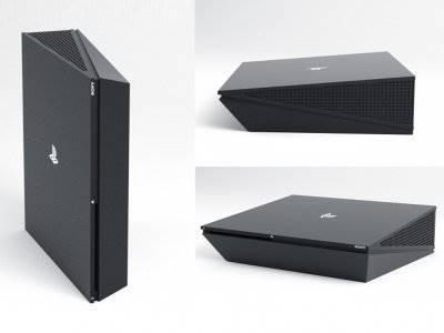 Bocor di Internet, Inikah Penampilan Asli dari Console PlayStation 5?