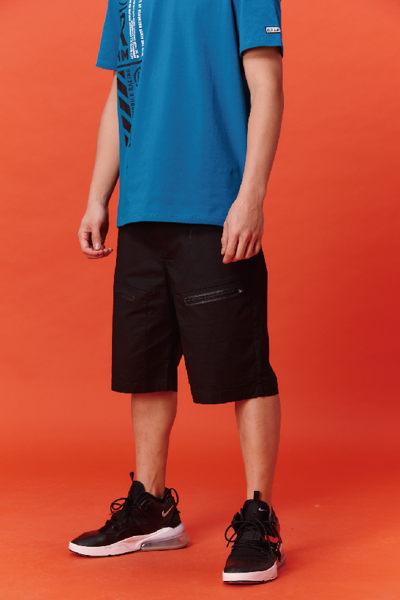 雙口袋 潮牌系列 休閒短褲 91R220-19nRock&stacy