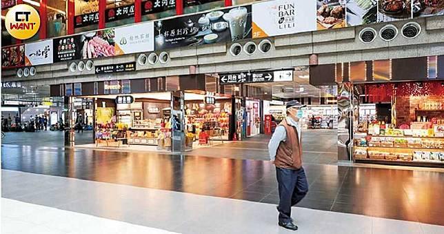 【大感染時代7】台北車站百貨商圈 主動Call客 輪流放無薪假