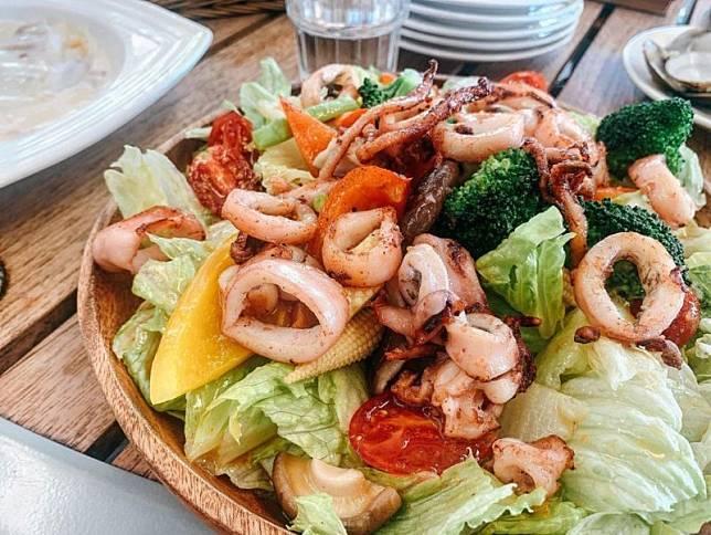 澎湖美食,湖西美食,澎湖咖啡廳,白灣景觀餐廳
