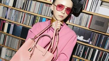 Marc Jacobs 輕巧時尚 Grind 方塊包