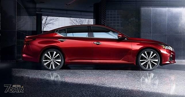 安全配備下放美規2020 Nissan Altima 上市