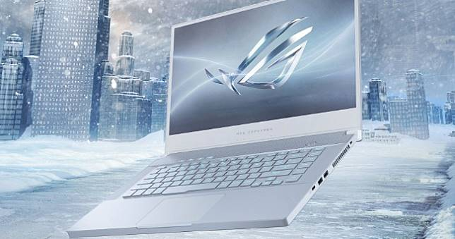 不再暗沉,華碩ROG電競筆電新色「冰河藍」在台上市