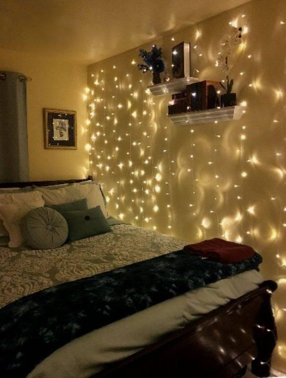 Desain Kamar Tidur Lampu Tumblr mudah ditiru 10 kreasi hiasan dinding ini mengagumkan