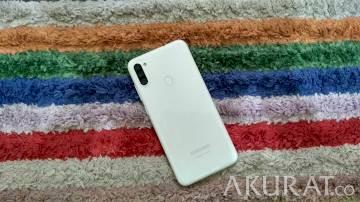 Desain Elegan dan Simpel, Samsung Galaxy A11 Cocok buat yang Berjiwa Muda