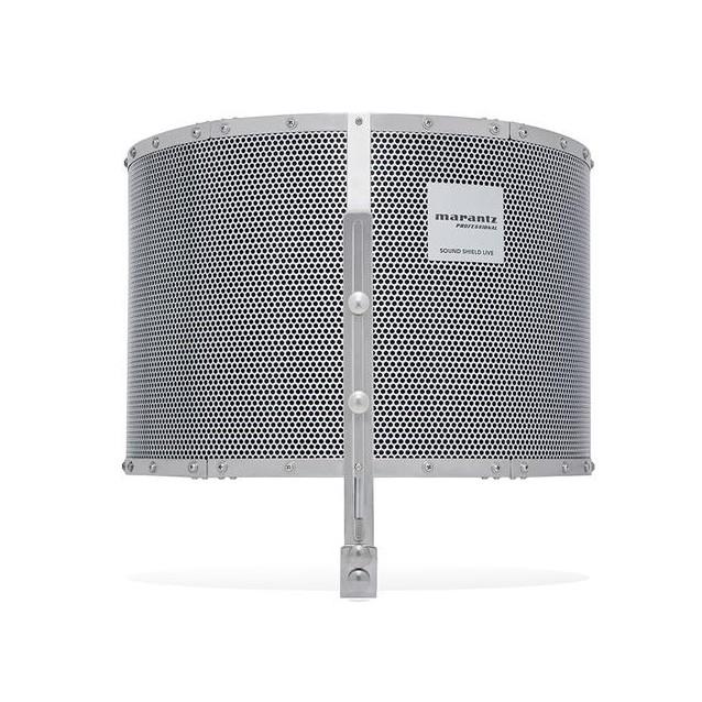 Marantz Pro Sound Shield Live輕量型可調式專業隔音吸音屏【音響世界】