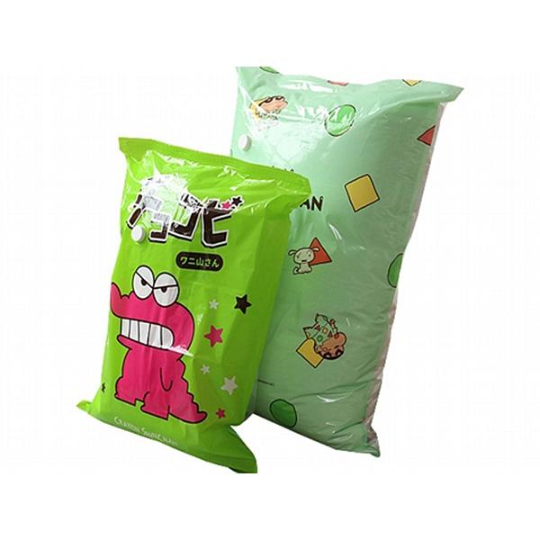 蠟筆小新 真空壓縮袋(8件組)【小三美日】