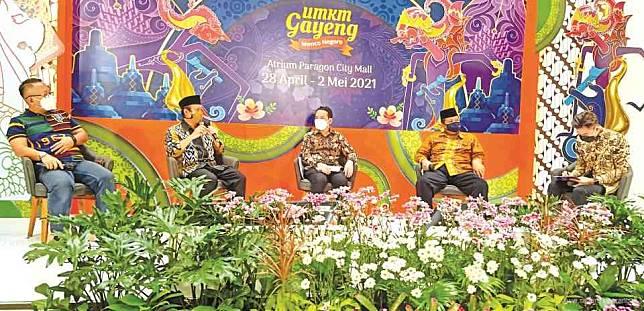 Dongkrak Perekonomian Syariah, BI Jateng Helat Talkshow Bisma 2
