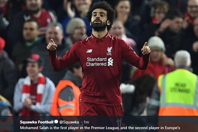 Permintaan Ronaldo, Juventus Siapkan Rp 3 Triliun untuk Mohamed Salah