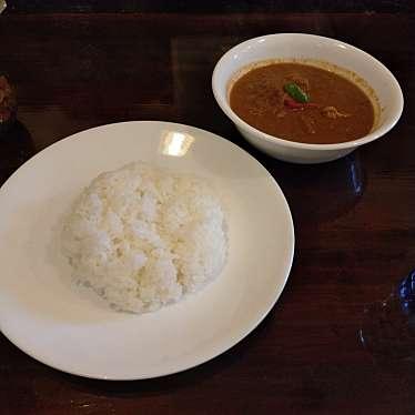実際訪問したユーザーが直接撮影して投稿した新宿カレーcurry(カレー)草枕の写真