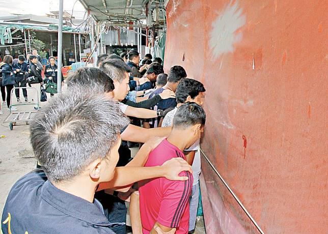 南亞幫涉及的嚴重罪案愈演愈烈,更淪為黑幫僱傭兵。