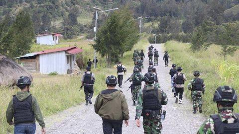 Tokoh masyarakat Papua, John Jonga menilai konflik antara pemerintah pusat dan OPM hanya bisa diselesaikan dengan saling menahan diri dan membuka ruang dialog. Foto: Dok. Puspen TNI
