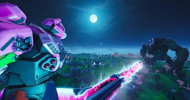 《Fortnite》大逃殺上演「機甲獵人VS怪獸」迎接第10賽季改版