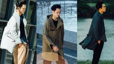 選對外套讓你帥度翻倍!「Machismo」為秋冬日常打造經典形象