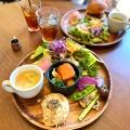 マクロビプレート - 実際訪問したユーザーが直接撮影して投稿した新宿自然食・薬膳CHAYA Macrobi(チャヤ マクロビ)伊勢丹新宿店の写真のメニュー情報