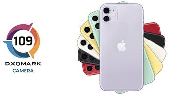 DxOMark 公布 iPhone 11 相機評分:109分