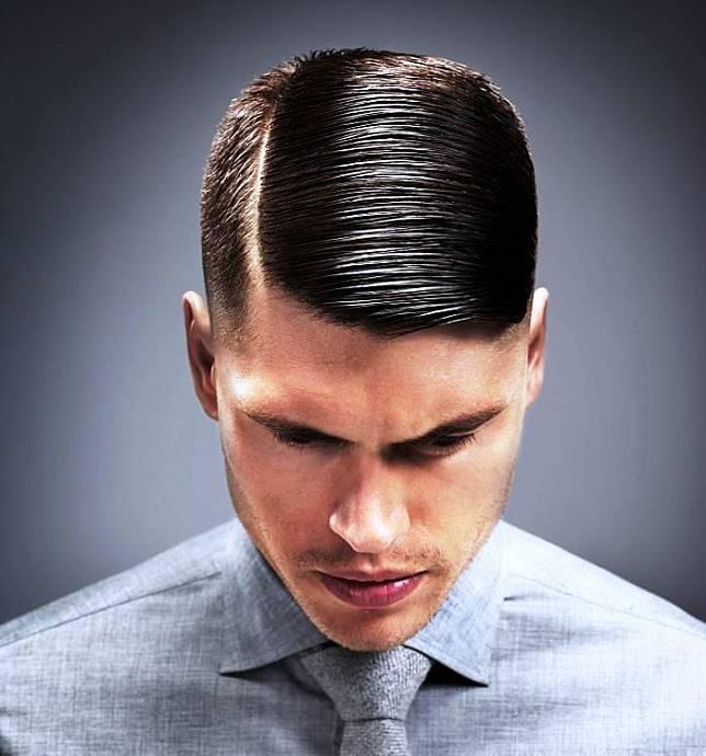 Potongan Rambut Pria Culun 21