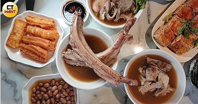 新加坡三大肉骨茶名店齊聚台灣 大戰一觸即發