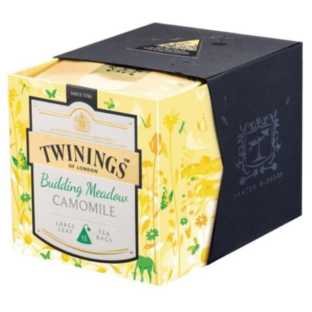Twinings 唐寧茶 鉑金系列 晨光草原甘菊花茶(1.5gx15入茶包)