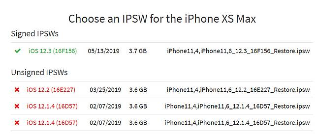 Apple Stop Signing Ios 12 2 Img 1
