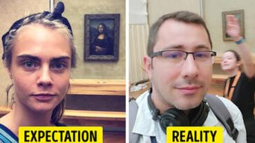 15張旅遊「理想vs現實」對比圖,網友崩潰大喊:這種鳥事我也遇過!