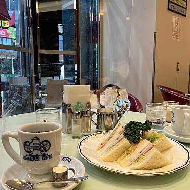 神戸にしむら珈琲店 梅田店のundefinedに実際訪問訪問したユーザーunknownさんが新しく投稿した新着口コミの写真