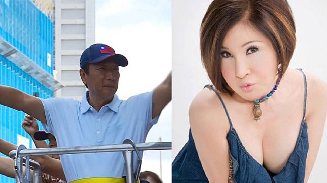 圖/(左)TVBS(右)翻攝自感恩恬娃FB