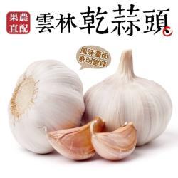 果農直配-乾蒜頭小顆 (每箱約10斤±10%含箱重)