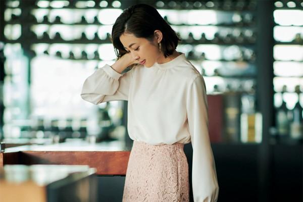 """26d95b41fbc57 """"ちょうどいい""""きちんと感が欲しい時にぴったり!洗練オケージョンスタイル (Marisol ONLINE) - LINE NEWS"""