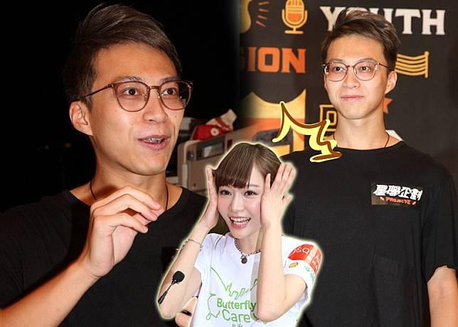 吳業坤早前獲邀到日本睇騷。
