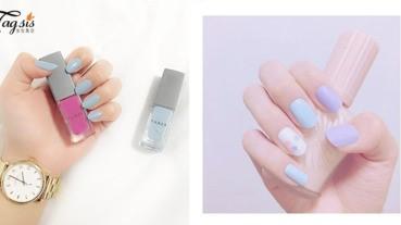 女神不只粉紅色!優雅的水藍色指甲也可以氣質大倍增,10款精選美甲大公開!