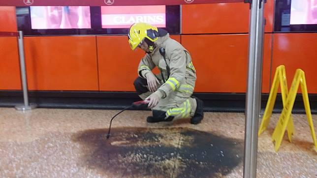 消防利用電子鼻測試