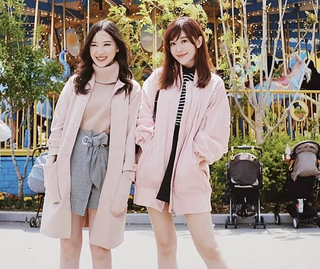 Kakak Adik Hits, OOTD Feminin Serba Pastel ala Korean Style dari Elle &  Jess Yamada | LINE TODAY | LINE TODAY