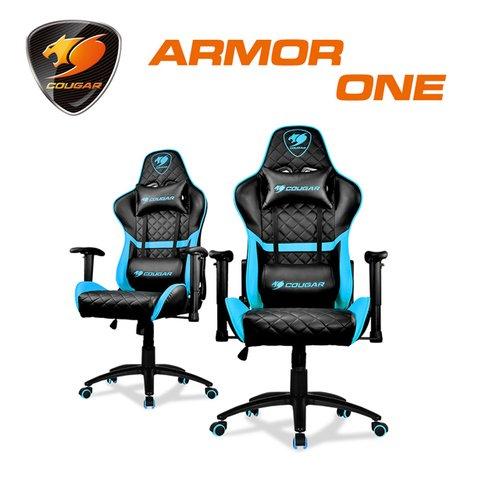 您想在長時間電競遊戲中體驗絕對的舒適感嗎? ARMOR ONE是最適合您的電競椅!兼具穩定、符合人體工學、以及可調節式設計(椅背最高可調節至180º平躺!), 能為您帶來夢想中的舒適享受。