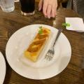 アップルパイ - 実際訪問したユーザーが直接撮影して投稿した西新宿カフェlecafedubleveの写真のメニュー情報