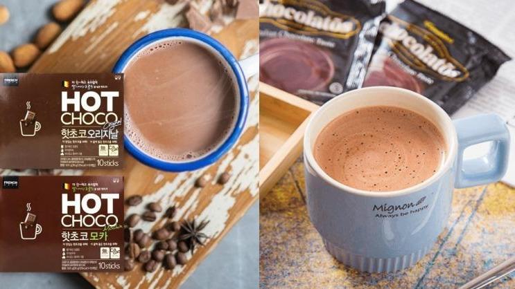 阿華田、韓式可可人氣款特蒐!這個冬天可不能少了熱巧克力