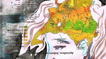 畫個畫就能看懂地圖?從此地理能力突飛猛進!
