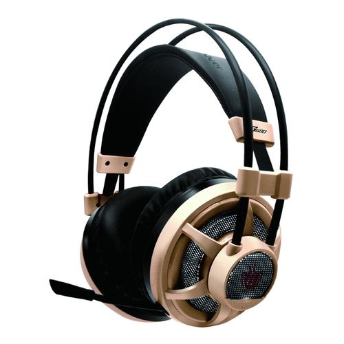 e-Power EG680(黑金)電競耳機麥克風